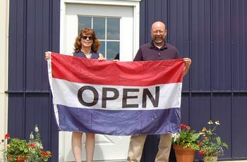 Victory View Vineyard reopens for 2015