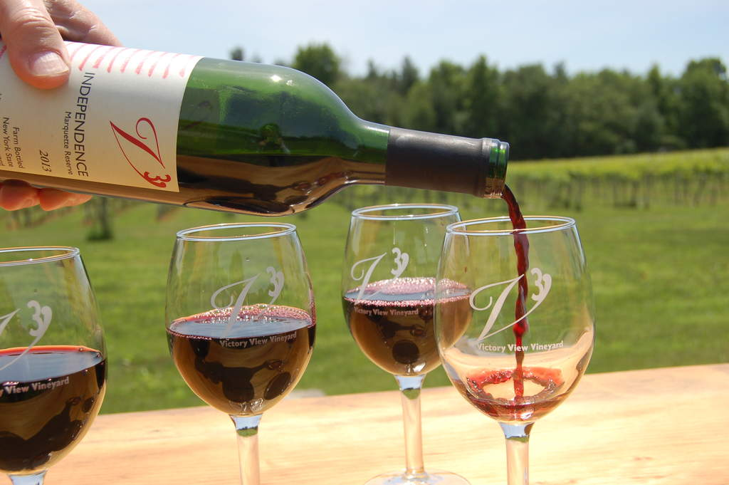 Adirondack Wine Food Festival Events Victory View Vineyard