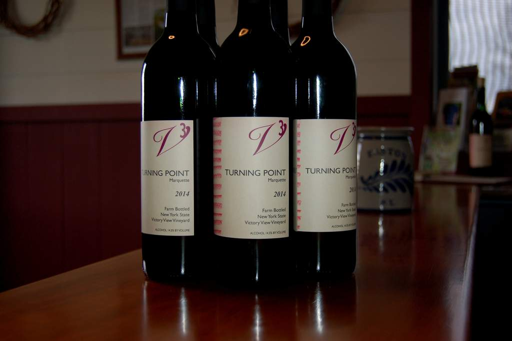 2014 Turning Point marquette - back on the shelf!