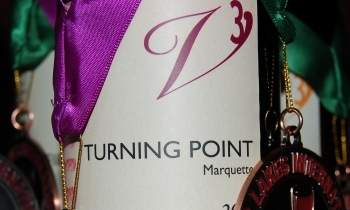 Turning Point marquette wine