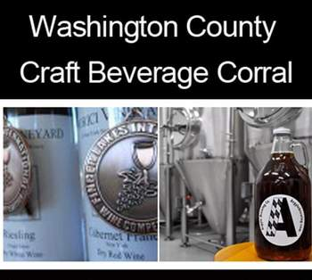 Washington County Fair's Craft Beverage Corral