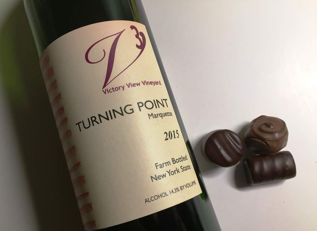 Find Victory View Vineyard at the Annual Wine and Chocolate Tasting at the Queensbury Hotel in Glens