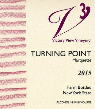 2015 Turning Point front label